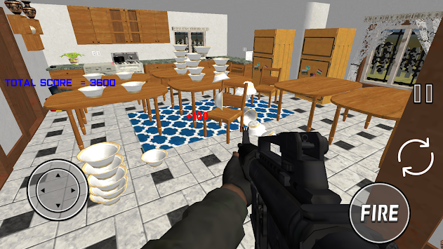 Destroy the House-Smash Home Interiors apk screenshot