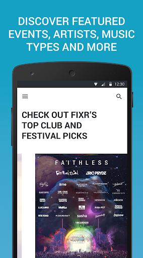 Fixr - Clubbing Nightlife