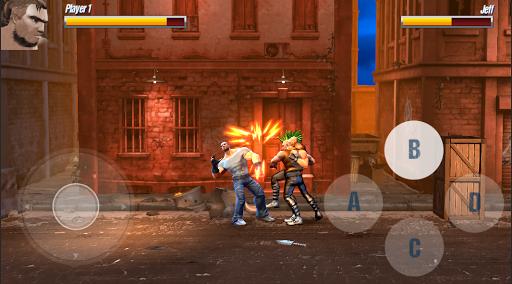 Punch Combo Boxing Fighting Game screenshots 3