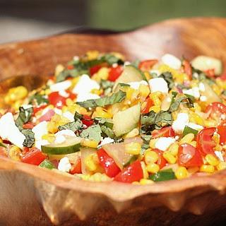 Summer Corn Salad.