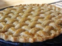 Mom's Creamy Chicken Pie, 1940's Recipe