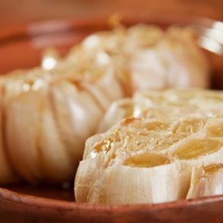 Baked Garlic.
