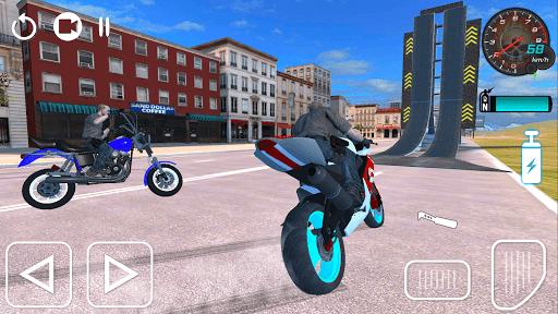 tricky bike ramps - futuristic teleport android2mod screenshots 4