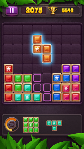 Block Puzzle: Star Gem apktram screenshots 1
