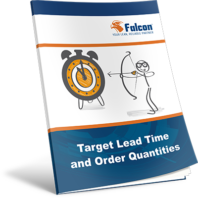 Target-Lead-Time-and-Order-Quantities