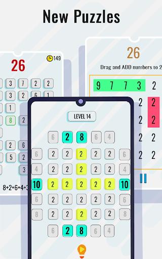 Math Puzzles game - Brain Training Math Games 🧠 screenshot 13