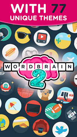 WordBrain 2 1.6.6 (Mod Hints / Ad-Free) Apk