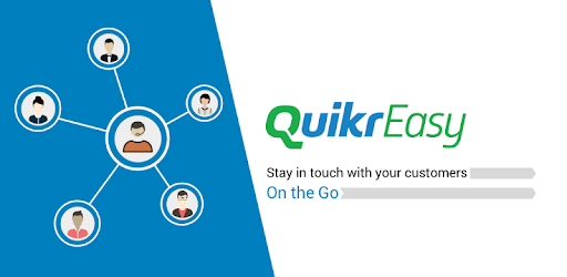 QuikrEasy Sales Team App for PC