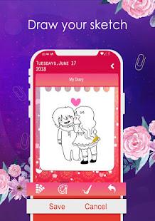 App Secret Diary with lock APK for Windows Phone