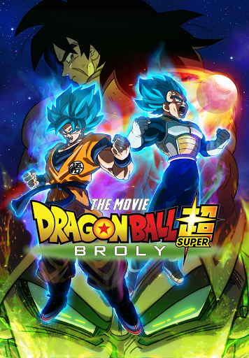 Dragon Ball Super: Broly - Movies on Google Play