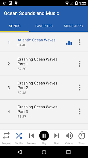海洋的聲音和音樂