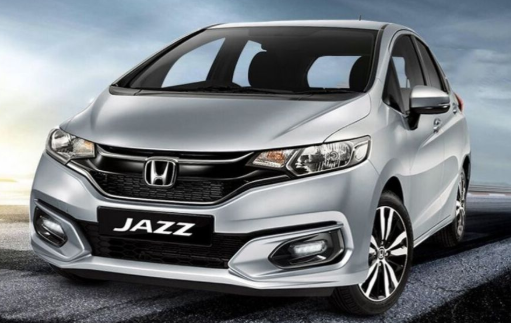 This Summer: The Brand-new Honda Jazz is Shinning On