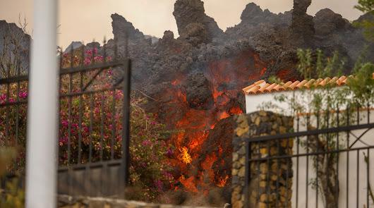 Desalojan 40 casas en Tazacorte y los evacuados en La Palma ascienden a 5.500