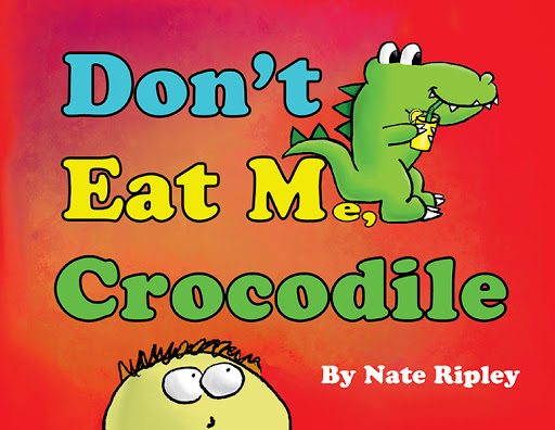 Don't Eat Me, Crocodile cover