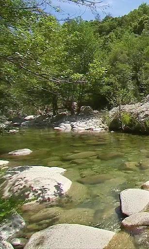 山区河流的美丽 Shānqū héliú dì měilì