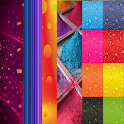Beautifull colour wallpapers icon