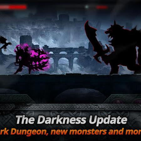 Dark Sword v1.7.0 (Mod Gold/Souls/Keys/Stamina/1 Lvl)