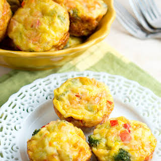Breakfast Egg Muffins.