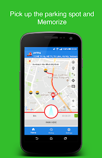 FiK: Find Car, Parking, Gara, Car location - náhled