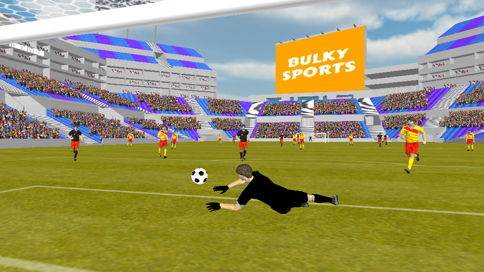 World Soccer 2017- screenshot