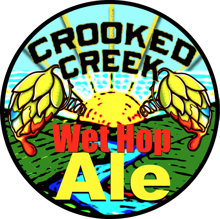 Logo of Four Mile Crooked Creek Wet Hop Ale