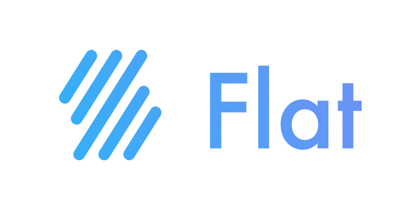 Flat Education logo
