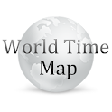 World Time Map