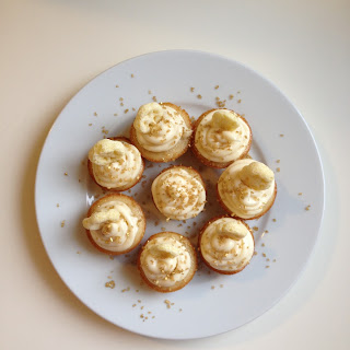 Honey + Vanilla Cupcakes Recipe
