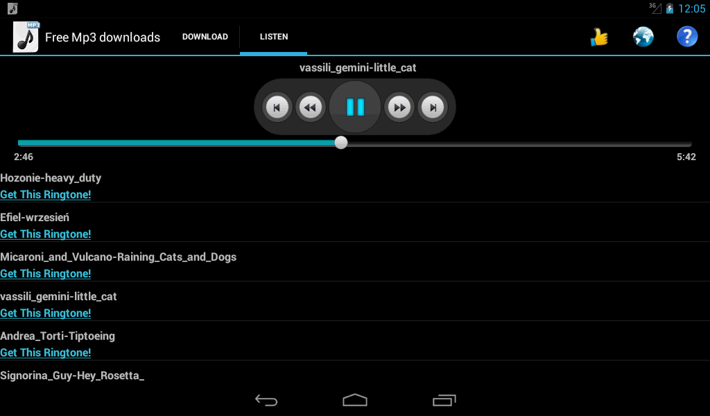 Free Music Player, Music Downloader, Offline MP3 APK Download