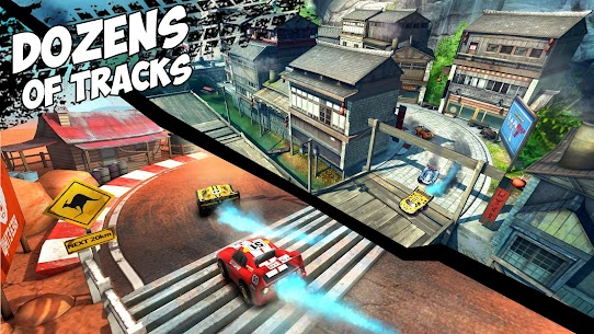 Mini Motor Racing WRT Apk Download For Android 4