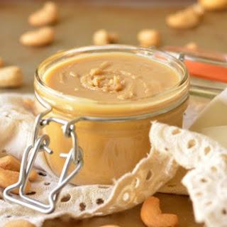 Maple Vanilla Macadamia Nut Butter
