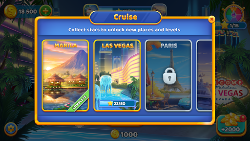 Solitaire Cruise Game screenshot 4