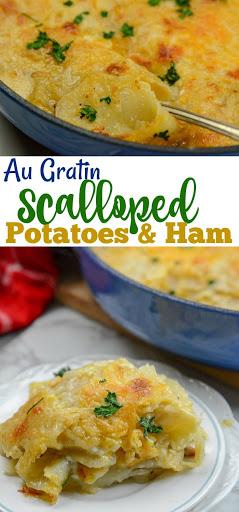 10 Best Au Gratin Potato Recipes with en Homemade Potato Ler Plans on