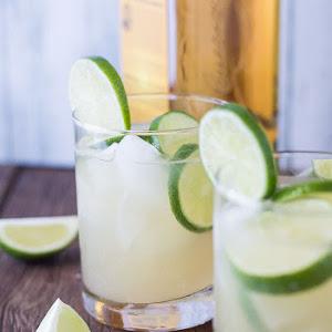 Sparkling Margarita