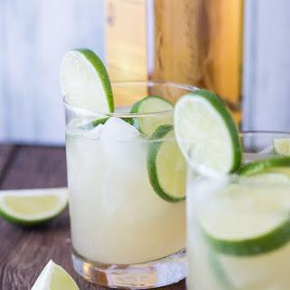 Sparkling Margarita.