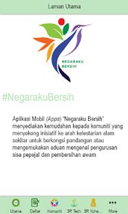 Negaraku Bersih - náhled