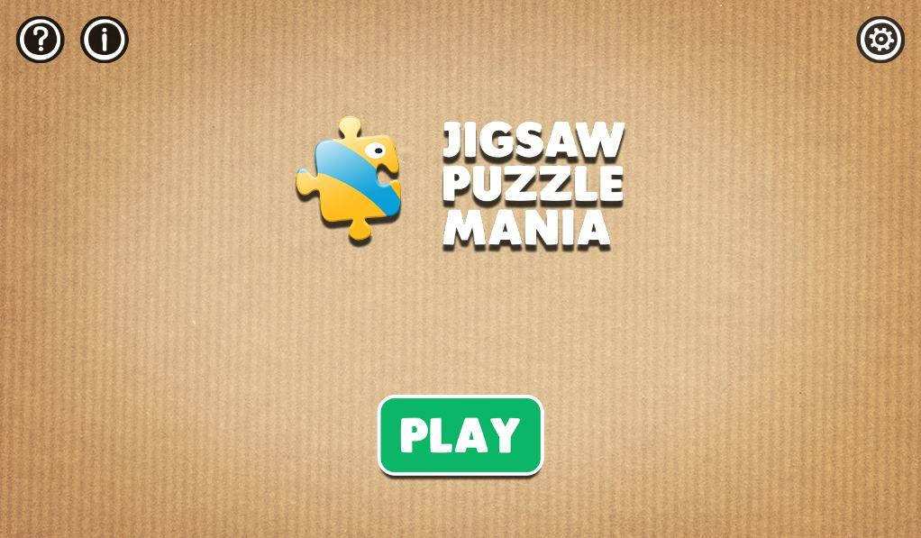 Jigsaw Puzzles Mania- screenshot
