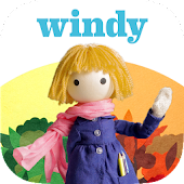 Meet Windy and Friends!: Interactive Kids Stories