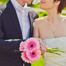 Wedding photographer Nadya Gribova (nadyagribova). Photo of 12.05.2013