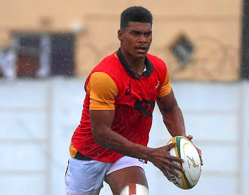 Picked for action: Damian Willemse is in line to make his Springbok debut against Argentina in Durban next Saturday. Picture: CHRIS RICCO/ BACKPAGEPIX