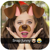 Snap filters lens for SnapChat