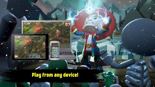 Heroes of Math and Magic  screenshots 2