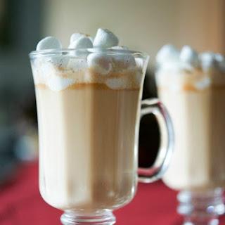 Butterscotch Eggnog Hot Chocolate.