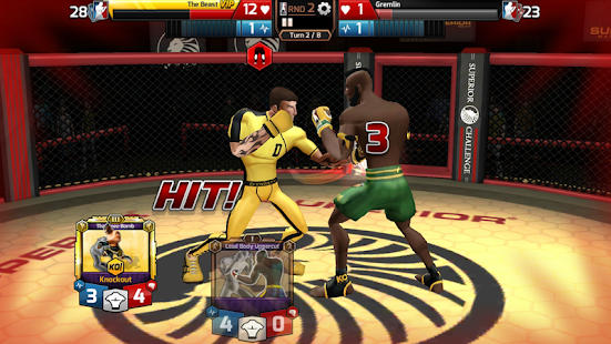 MMA Federation-Fighting Game- screenshot thumbnail