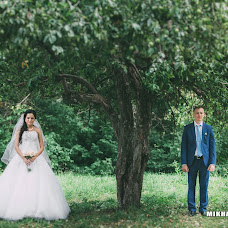 Wedding photographer Mikhail Nosikov (mikhailnosikov). Photo of 17.06.2015