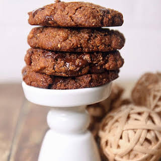 Tiger Nut Chocolate Chip Cookies ~ Gluten Free.