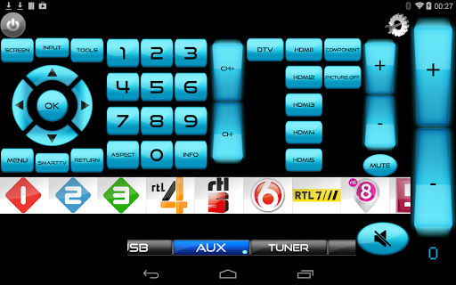 Remote for Samsung TV & Blu-Ray Players screenshot 9