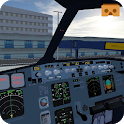 VR Flight Simulator icon