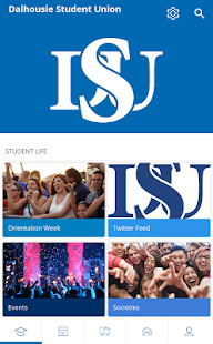 Dalhousie Student Union - náhled