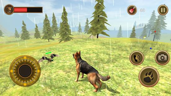 Wild Dog Survival Simulator Ekran Görüntüsü